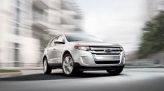 2013 Ford Edge Limited AWD with available Vision Package
