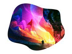 https://dribbble.com/shots/4205463-Planet-Illustration