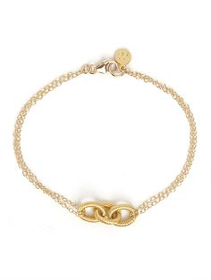 our links charm bracelet from Gorjana!