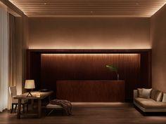 Yabu Pushelberg warm and elegant design of The New York EDITION Hotel