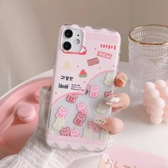 Pink Treats Phone Case - for iphone XS MAX