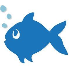 Silhouette Design Store - View Design #11680: cute fish