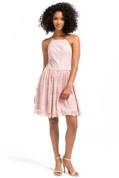 Gisela Lace Dress