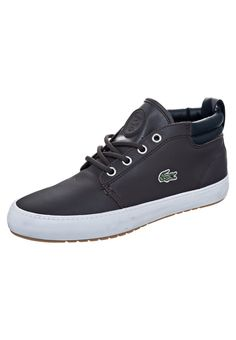 Lacoste AMPTHILL TERRA Casual laceups brown / black