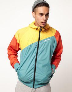 Supreme Being Retro Sports Jacket Retro Fashion 90s, Latest Fashion Clothes, Urban Fashion, Retro Sportswear, Mens Activewear, Mode Vintage, Black Boys, Sports Jacket, Sport Fashion