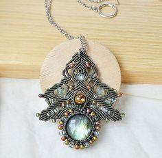 Colorful Macrame Jewelry by Marta Jewelry