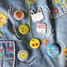 Znalezione obrazy dla zapytania art hoe pins