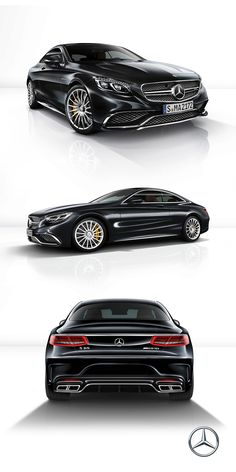 Not all art has a wooden frame around it. The all-new Mercedes-Benz S65 AMG Coupe.