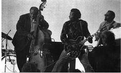 Chuck Berry and Willie Dixon Willie Dixon, Blues Artists, Chuck Berry, Deep Blue, Rock And Roll, Evolution, Berries, Concert, Lovers