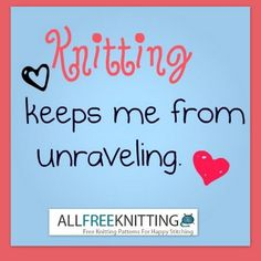 Get inspired with free knitting patterns from AllFreeKnitting.com.