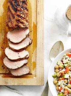 Filets de porc au jus de pomme Pork Recipes, Pasta Recipes, Cooking Recipes, Healthy Recipes, Yummy Recipes, Tasty Dishes, Food Dishes, Main Dishes, Unique Recipes