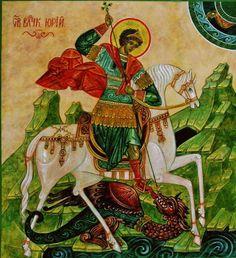 Heilige Joris de Drakendoder (St. George the Dragonslayer)