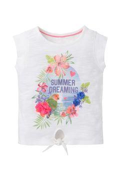 Multı Kız Cocuk Askılı T-Shirt MOTHERCARE | Trendyol