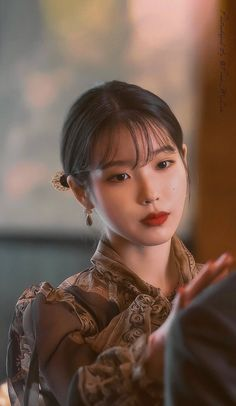 Image about iu in hotel del luna 🌙 by 🍒 on We Heart It Korean Couple, Korean Girl, Asian Girl, Girl Photo Poses, Girl Photos, Korean Actresses, Korean Actors, Korean Beauty, Asian Beauty