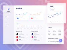 Stock App Dashboard