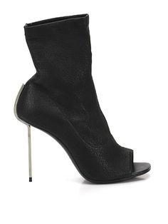 Scarpe Tronchetto VIC MATIE BLACK Donna GS1M6144D - GROUP SHOES My Job 726f61bfc00