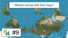 What's wrong with that map? Science4All #9