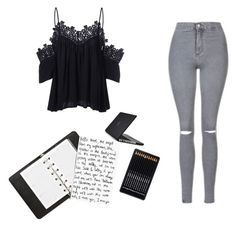 """""""Untitled #200"""" by kayla-2003 on Polyvore featuring Mulberry, Topshop and Speck"""