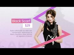 After Effects Template | Clean Fashion Market