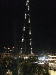 Burj Khalifa- Dubai