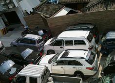 #주차장 #Parking lot