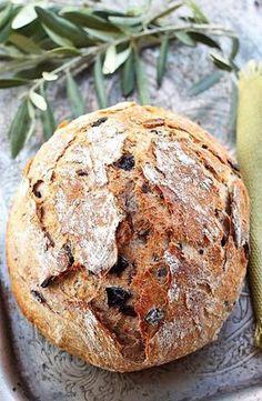 Organik Ev Yapımı Ekmek Tarifi