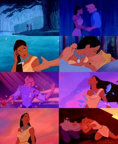 Photo of Pocahontas Collage for fans of Pocahontas 18804539 Disney And Dreamworks, Disney Pixar, Walt Disney, Disney And More, Disney Love, Pocahontas Movie, Pocahontas And John Smith, Disney Phone Wallpaper, Iphone Wallpaper