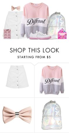 """""""you forgot to save me this time... and i couldn't save myself."""" by tbh-ella ❤ liked on Polyvore featuring Topshop, H&M and Converse"""