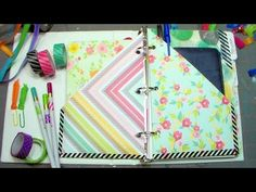 You asked for it, A DIY Planner Tutorial {on the cheap!} | Thefrugalcrafter's Weblog