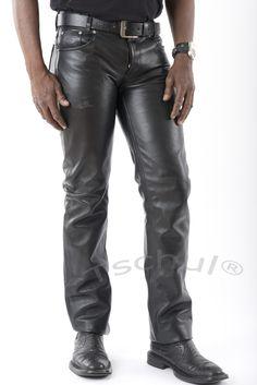 Mens Leather Pants, Tight Leather Pants, Leather Jackets, Lederhosen Outfit, Leather Fashion, Mens Fashion, Black Diesel, Leder Outfits, Hommes Sexy