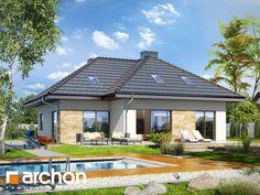 projekt Dom w tawułach (G2) widok 2