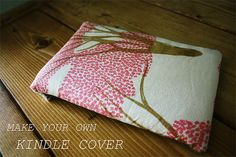DIY Kindle Cover | Sewing Secrets - A Blog by Coats & Clark