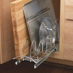 Shop Lynk Professional Lid Storage Slide-out Tray at CHEFS.