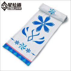 Japan Anime Snow Miku scarf Cosplay Costume Autumn and winter Keep warm Shawl scarves
