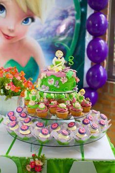 Tinkerbell cake Sweet Designs Pinterest Tinkerbell Cake