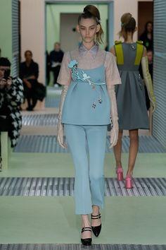 Prada - Autumn/Winter 2015-16 Ready-To-Wear - MFW (Vogue.co.uk)