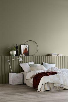 Tolles Modell   Beton Tisch Neben Dem Bett Im Schlafzimmer | Home/Cozy  Living | Pinterest | Bett, Modell Und Tisch