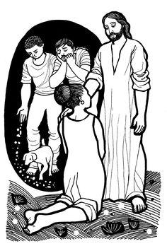 Evangelio según san Mateo (15,21-28), del domingo, 20 de agosto de 2017