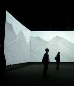 "DOUG AITKEN'S ""ALTERED EARTH"" INSTALLATION"