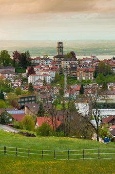 Heiden, canton of Appenzell Ausserrhoden, Switzerland
