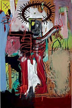 Jean-Michel Basquiat - Untitled (1981)