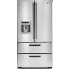 LG Stainless Steel Appliance Package | LG Stainless Steel Bottom Freezer Refrigerator - LMX25964SS - Compare ...