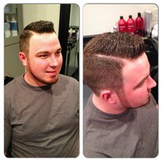 Rockabilly hair cut By: Melanie Hobus