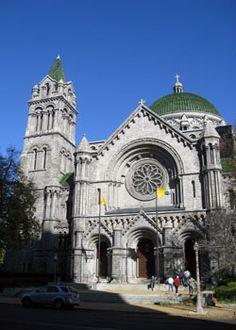 Cathedral Basilica - St Louis, Missouri