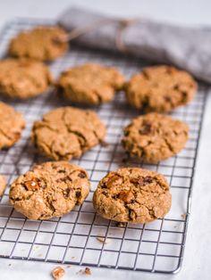 Terveellisemmät Kauracookiet (G) | Annin Uunissa Yummy Food, Treats, Cookies, Baking, Desserts, Recipes, Sweet Like Candy, Crack Crackers, Tailgate Desserts