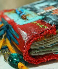 Handmade Books - Vivian Paans