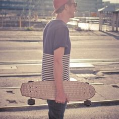 New laser cut and engraved cruiser skateboard decks. Designed and made in Helsinki, Finland by Laser Cut Studio.