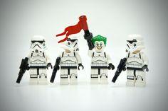 https://flic.kr/p/YAqWRD | LEGO Stormtrooper The Joker | Lego Star Wars Stormtroopers Online with The Joker ...