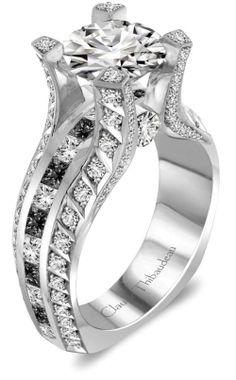 Claude Thibaudeau: 2012 Engagement Rings - Engagement 101
