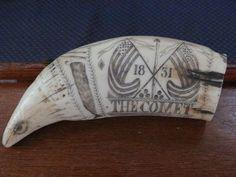 dent de cachalot Décoration